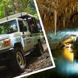 Island Safari: 4x4 & Harrison's Cave Expedition