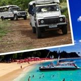 Island Safari Land & Sea Combo