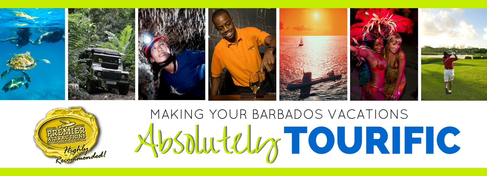 Book Early & Get Great Rates on Barbados' Best Tours & Activities