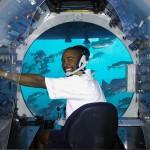 ting the Atlantis Submarine