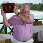 Barbados Over 25 Visits Inductee - Bruce Smith