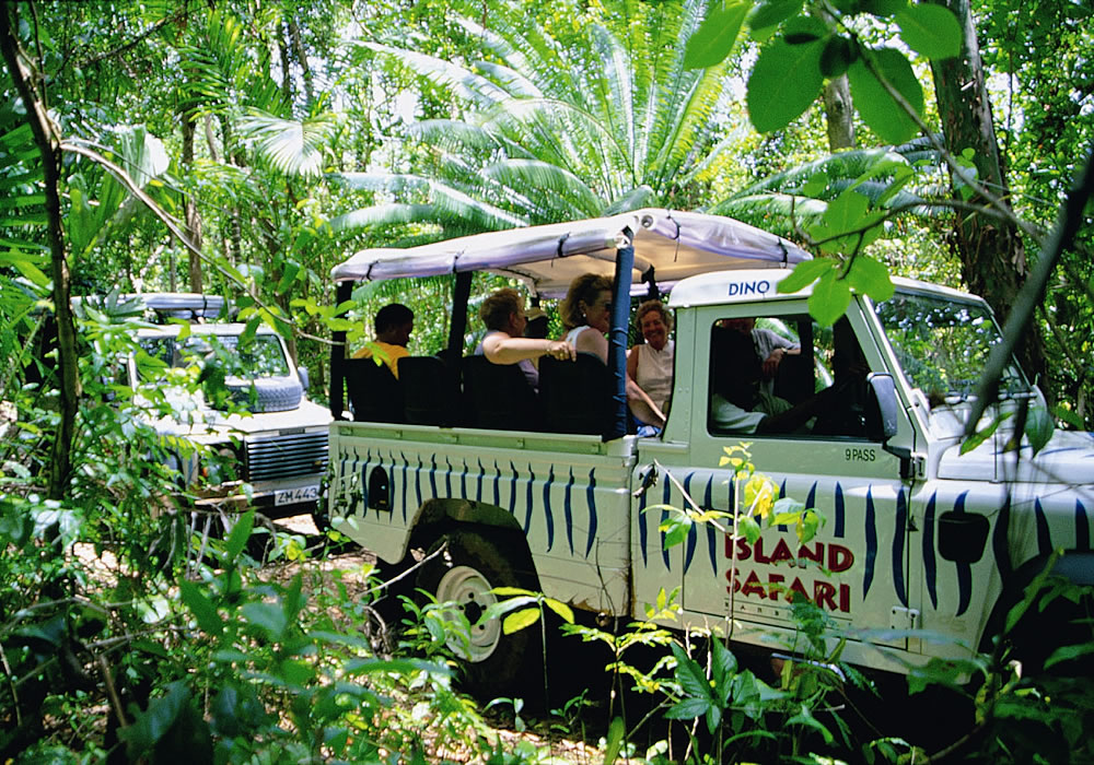 Premier Attractions Barbados Safari Tours - Barbados tours